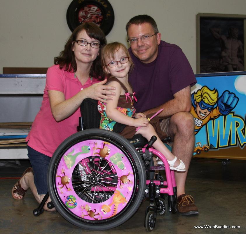 Wheelchair Wrap